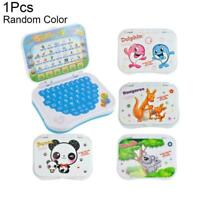 Computer Laptop Tablet Kids Educational Learning Machine New Music Toy E4W2