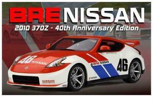 1:18 BRE 2010 Nissan 370Z 40th Anniversary - GT Spirit Resin -- ACME