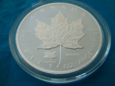 2017 Reverse Proof Canada Maple Leaf 150 Privy Mark .9999 Fine  $5 Silver Coin%