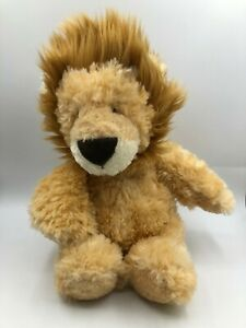 Official Aurora World Lion Cub Plush Kids Soft Bear Stuffed Toy Wild Animal Doll