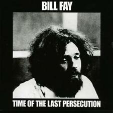 Bill Fay : Time of the Last Persecution CD (2008) ***NEW*** Fast and FREE P & P