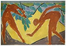 Design for Adam & Eve screen Vanessa Bell print in 11 x 14 mount ready to frame