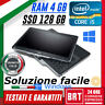 """P041_PC NOTEBOOK DELL XT3 TABLET 13,3"""" CPU i5 RAM 4GB SSD 128GB TOUCH WIN 10 PRO"""