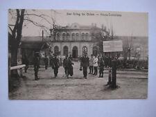 "AK - Novo- Swenciany "" Der Krieg im Osten "" Nr. 1"