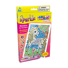Mosaics By Numbers Sparkle Fun - NEW