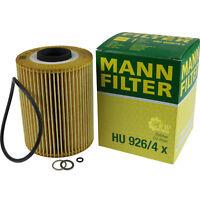 Original MANN-FILTER Ölfilter Oelfilter HU 926/4 x Oil Filter