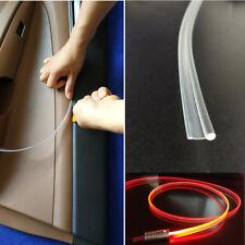 5m 3mm Glasfaser Lichtfaser Kabel Optik PMMA für Einlage LED Auto-beleuchtung