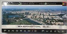 WASHINGTON D.C. PANORAMIC CITY PUZZLES Sealed Unused Older 750 Pieces