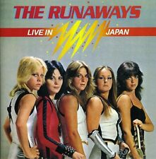 The Runaways - Live in Japan [New CD]