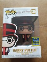 FUNKO POP  VINYL HARRY POTTER 120  SDCC 2020  EXCLUSIVE IN STOCK NOW