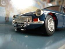 Dinky Collection Matchbox  DY-3 M.G.B. GT 1965 blau 1:43 OVP, NOS