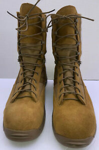 """Danner RECKONING men's size 13 D Tan NMT Leather&Nylon HOT 8"""" Tactical Boot NEW"""