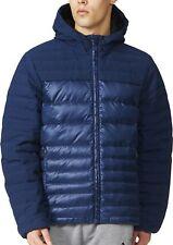 adidas Cosy Down Mens Jacket - Blue