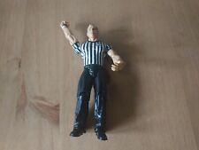 WWE Jakks Pacific 2003 Shawn Michaels HBK Referee Figure RARE