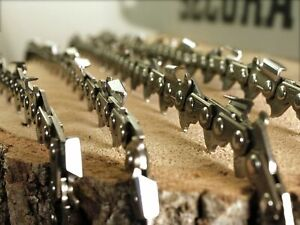 "4x Sägekette original SECURA 35cm 3/8"" 52 1,1mm passend Dolmar ES38A Motorsäge"