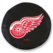 NHL Detroit Red Wings Tire Cover (Black,Universal Large) [Misc.]