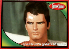 CAPTAIN SCARLET - Card #9 - Spectrum's Greatest Asset - Cards Inc. 2001