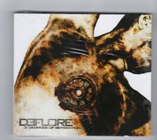(HW862) Deflore, 2 Degrees Of Separation - 2010 sealed CD