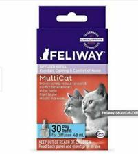 Feliway Multicat Plug-in Diffuser Refill for Cats 48ml