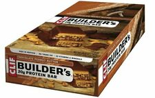 CLIF Builders Protein Bar - Chocolate Peanut Butter - Box of 12x 68g Pkts