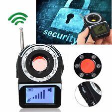 CC309 GPS GSM WIFI G3 G4 SMS RF SPY BUG DETECTOR AND LASER CAMERA LENS FINDER