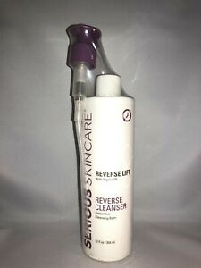 Serious Skin Care Reverse Lift Cleansing Balm 12 Oz Pump 354 ML Sealed
