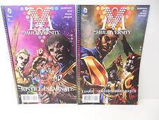 Multiversity DC Comic Books 1 2 Grant Morrison Story Captain Carrot Earth-2