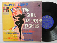 THE GIRL IN PINK TIGHTS musical LP W. JEAMAIRE