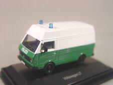 VW LT POLIZEI - Schuco 1:87 - 452587500 #E
