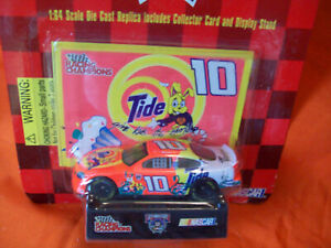 RICKY RUDD GIVE KID'S THE WORLD TIDE #10 1/64 scale 1998 RACING CHAMPIONS