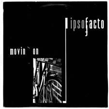 """Ipso Facto - Movin' On - 12"""" Vinyl Record"""