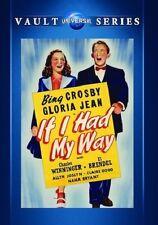 If I Had My Way DVD 1940 Bing Crosby, Gloria Jean, CHARLES WINNINGER, el Brendel
