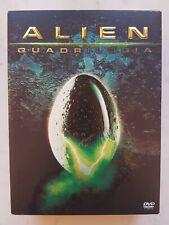 Cofanetto DVD Alien Quadrilogia - 9 DVD - Esaurito