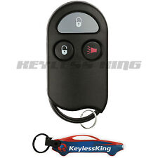 Replacement for 1997-1999 Nissan Altima Key Fob Keyless Entry Car Remote