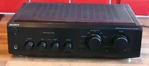 Sony TA-FE330R Stereo Integrated Amplifier