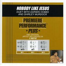 Nobody Like Jesus - Darwin Hobbs - Accompaniment Track
