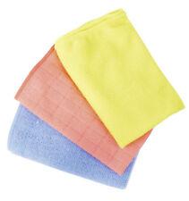 Microfibre Cleaning Cloths Polishing Dusting Towel Tidy Z x 3