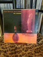 New Bottle Old Wine, Gil Evans, 1958 Original Mono pressing, Vg+ / Vg