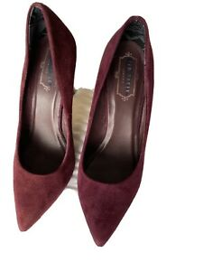 Ted Baker Suede Pumps 38