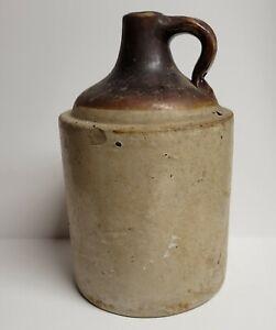 Antique Crock Jug Moonshine