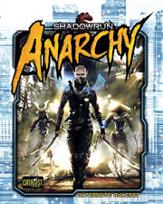 CAT27010 CATALYST GAME LABS Shadowrun RPG: Anarchy Hardcover ***FREE SHIPPING***