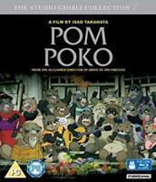 Pom Poko Blu-Ray + DVD Nuovo (OPTBD0292)