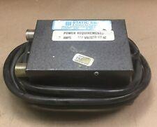 New listing Transforme Static Inc T1207 218E Lr31746 Neutralizer Power Supply 120 Vac 3 A