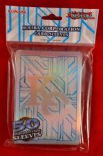 Konami Yu-Gi-Oh! Kaiba Corporation Card Sleeves 50 Count [NEW]