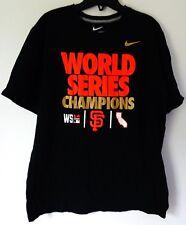 San Francisco Giants World Series Champs T-shirt Size L