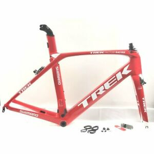 TREK MADONE 9 TEAM ISSUE Bike Frame Set 2016 PROJECT ONE OCLV600 H2 Size 56 Red