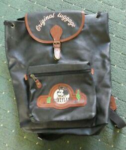 Ladies Disney Land Paris Backpack - Black - Used