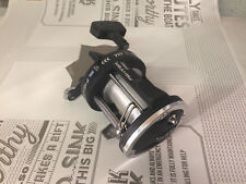 DAM Quick Pro Fighter 300RH Multiplier boat reel with line
