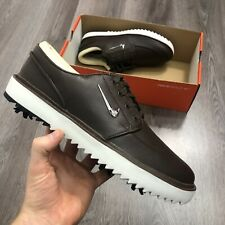 NIKE JANOSKI G TOUR GOLF SHOES TRAINERS BROWN UK 9 US 10 EUR 44 BV8070 200