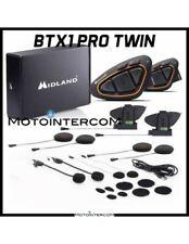 XIT BTX1 PRO HI-FI Twin Pack Midland Intercom novità 2020